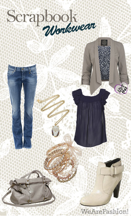 scrapbook workwear