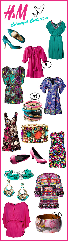 H&M-colourfolnieuw
