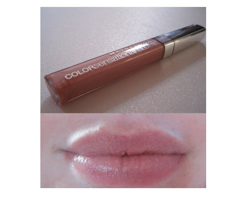 Lipgloss-Maybelline