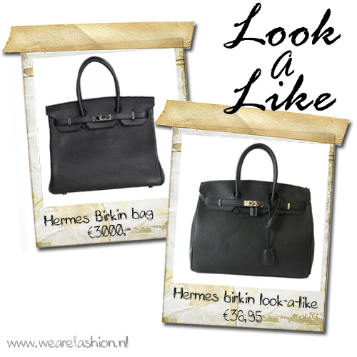 hermes kelly bag look alike