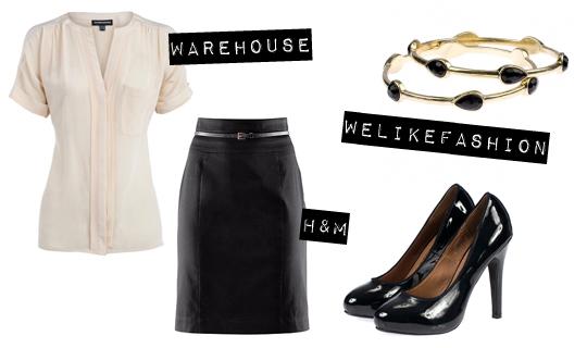 sollicitatie kledingwinkel Fashionvraag #4: Wat draag je voor een sollicitatie? | P.S. door Sanne sollicitatie kledingwinkel
