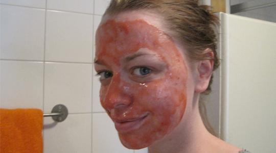 wat te doen tegen verbrand gezicht