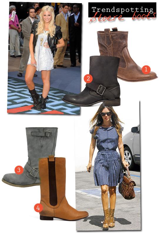 Fabulous Trendspotting: Stoere boots! | P.S. door Sanne @EY66