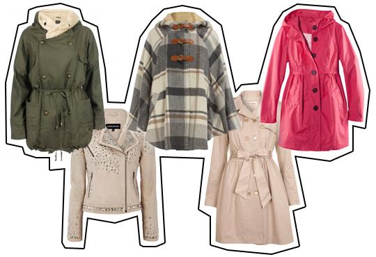 Leuke Accessoires Woonkamer : Leuke en hippe winterjassen bijpassende accessoires p s