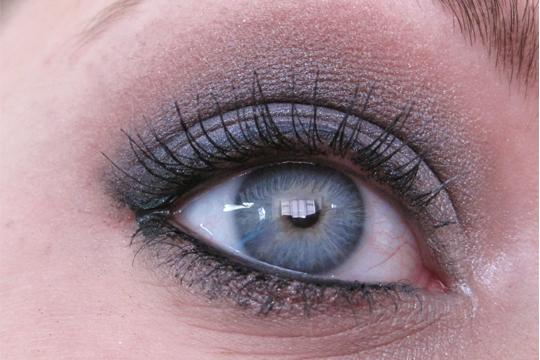 blauwe groene ogen
