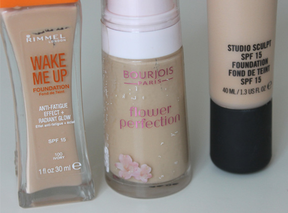 Beste foundation voor droge huid