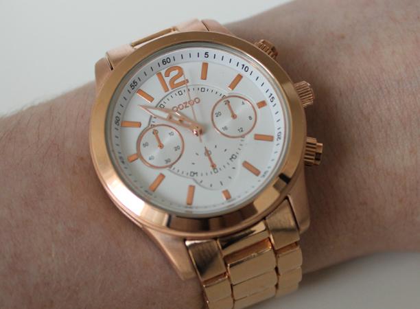 New in: OOZOO horloge! |