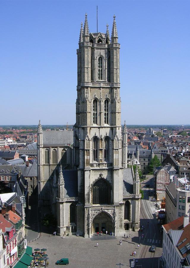 Weekendje weg naar gent p s door sanne - Verblijf kathedraal ...