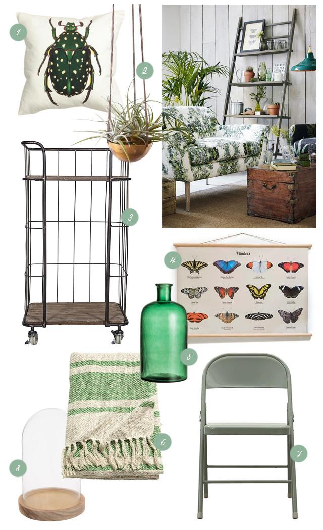 Trend: Botanisch interieur | P.S. door Sanne