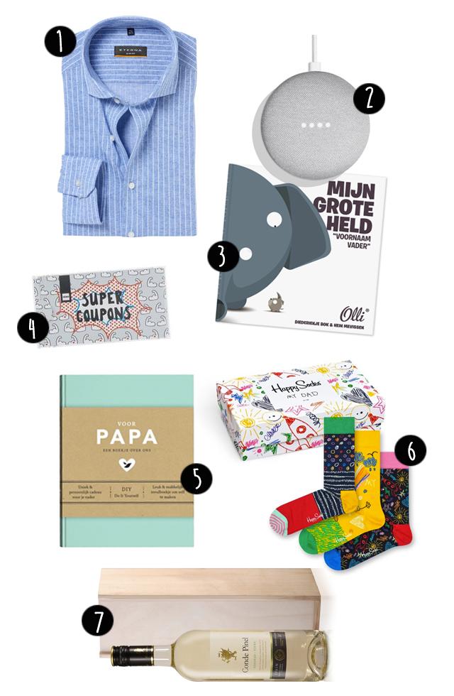 Last Minute Cadeau Inspiratie Voor Vaderdag Ps Door Sanne